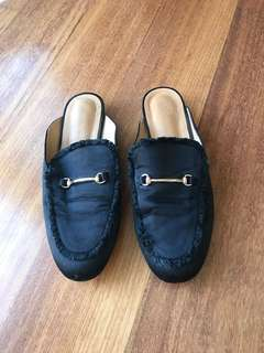 Seed loafers