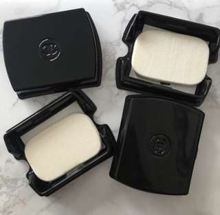 Chanel Foundation Powder Sponge