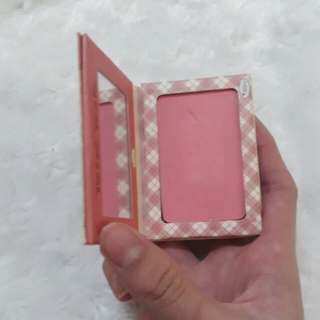 Argyle Instain Blush by The Balm