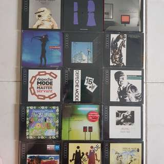 Depeche Mode Single 15 pcs New Seal