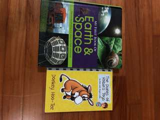 The Diary of Wimpy Kid, Geronimo Stilton , Harry Potter , tell me why