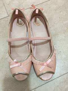 H&M EUR size 34 girl shoes