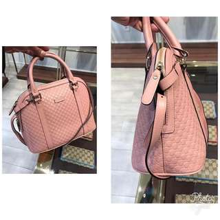Gucci medium domed - Pink