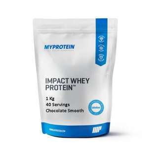 Impact Whey Protein Chocolate Smooth 1kg
