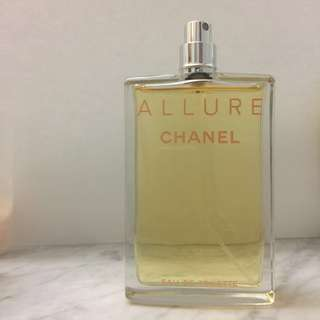 CHANEL Allure Eau de Toilette 3.4oz