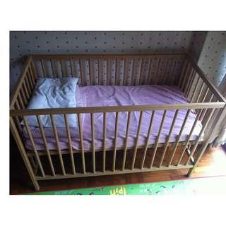 Baby Crib (IKEA)