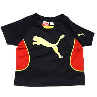 Authentic Puma, size 12M, fits upto 18mos!