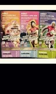 Hk rugby's sevens