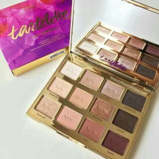 Tarte eyeshadow inbloom