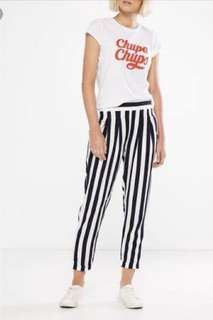 Striped Lines pants Cotton On