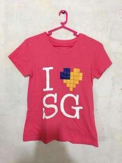 I <3 SG Shirt