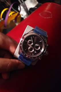 Gc guess collection swiss made watch rolex style