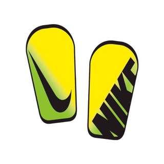 Nike Mercurial Football/Soccer Shin Pads, yellow