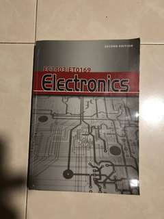 Electronics reference book