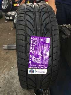 215/45/17 Atr Sport Achilles Tyre
