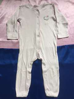 24-36M 3pc Mothercare Sleepsuits