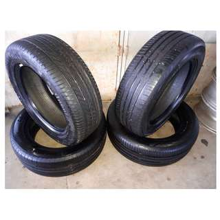 Used Continental Tyre 205/60R/16