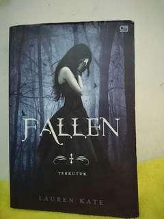 Novel FALLEN 2011