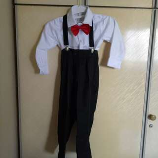 🎈Boy Formal suit shirt set 🎈✔