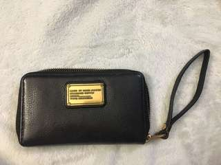 Leather MARC JACOBS Wristlet Wallet