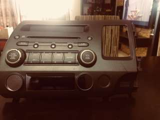 Honda Civic FD  Original Radio / Player