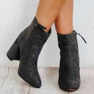 Therapy Hindon Ankle Boots