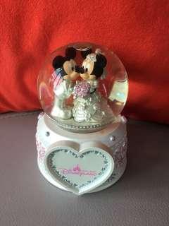 迪士尼結婚水晶球🔮(hv box)