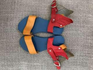 Children Ancient Greek Sandals Shoes