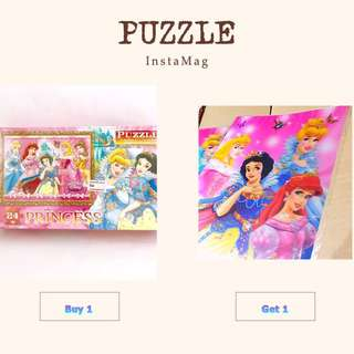 🎆【FREEGIFT】+ Disney Princess Puzzle