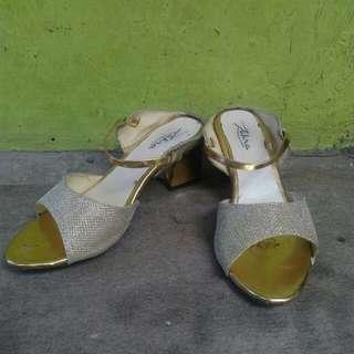 #BONUSMARET sepatu hak tahu