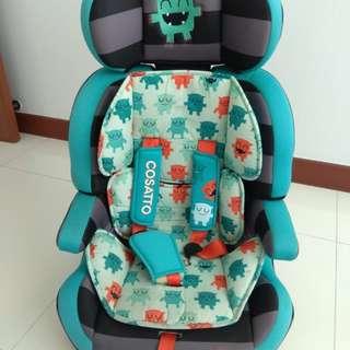 Cosatto Car Seat(Almost new)