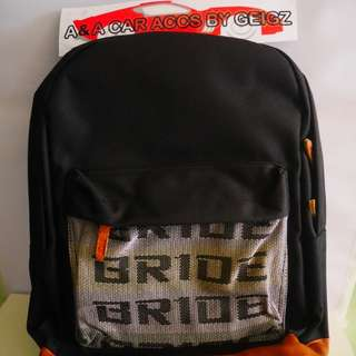 JDM BACKPACK BRIDE BAG