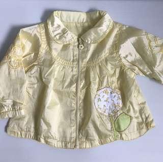 Yellow Baby Jacket