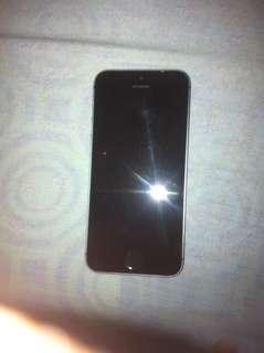 Iphone 5s 16gb FU (Spacegrey)