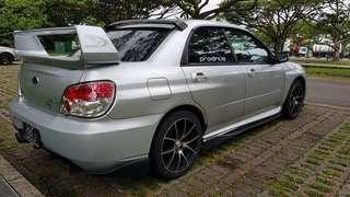 Subaru 1.6(M) 🇸🇬 Singapore car . Tiptop Condition. Cash rm 9k siap roadtax amik jb✔️