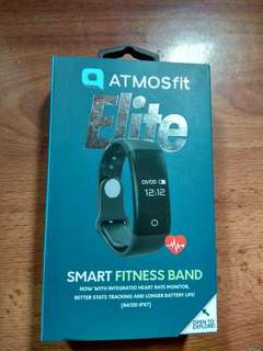 ATMOS FIT FITNESS BAND