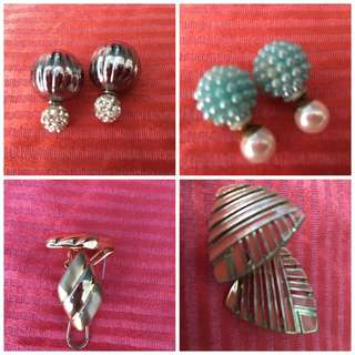 Bundle: fashion earings