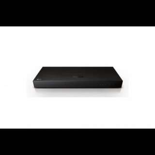 LG 4k HD Blu-ray DVD Player UP970