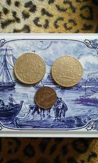 Syiling lama / Old coins