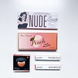 #Easter20 The Balm Nude Dude Vol 2 Eyeshadow Palette