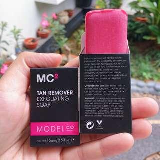 MODELCO Tan Remover Exfoliating Soap