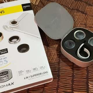 MoMax Advance Optical Lens