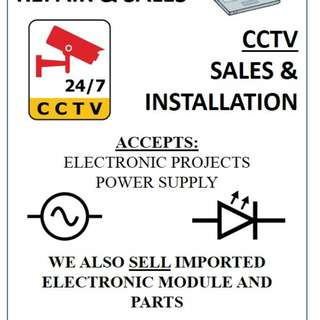 Electronics Services, Repair and Assembly