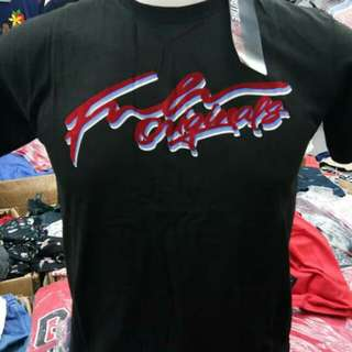 New arrival Men's t-shirt FUBU Size S to XL