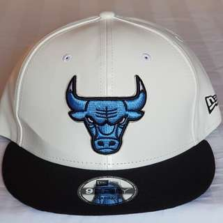 New Era Chicago Bulls Snapback Cap leatherette