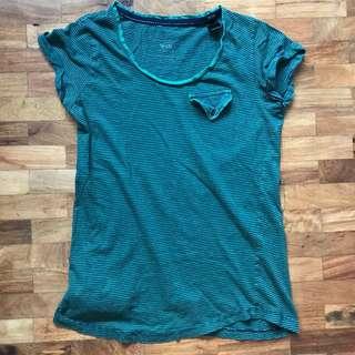 Mango Green Shirt