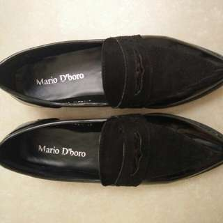 Mario D'Boro Close Pointed Shoes