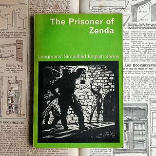 ⚔️🐎 THE PRISONER OF ZENDA ✒️🌹