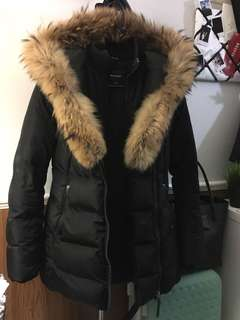 XS 10/10 Mackage Down Coat