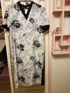 Pre-loved Vintage Floral Dress